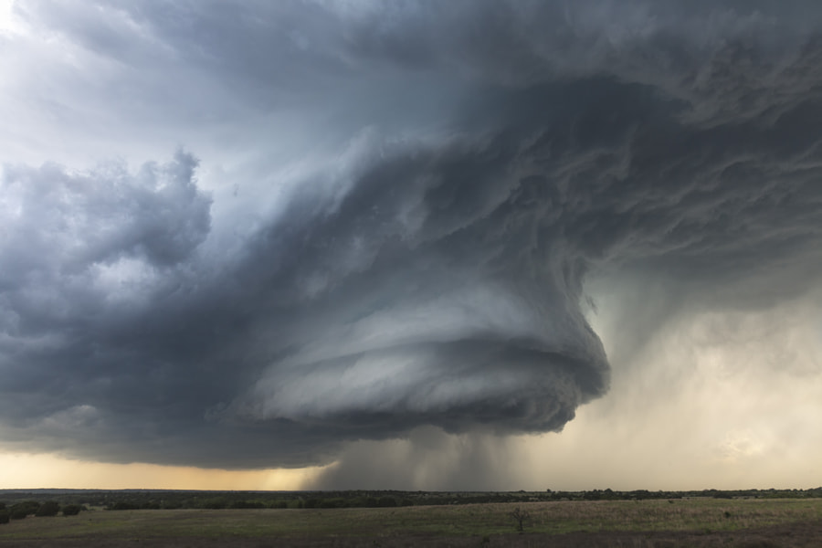 Hico Supercell by Kelly DeLay on 500px.com