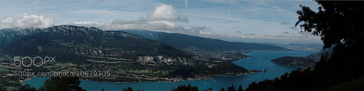 Photograph Lac d'Annecy, France by Jean-Marc Isel on 500px
