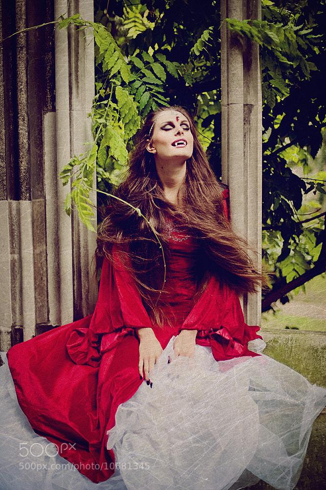 Photograph Vampiress by Lisa Lobanova on 500px