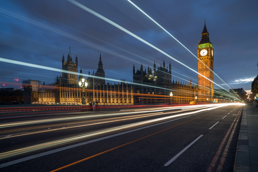 Big Ben - At The Speed Of Light
