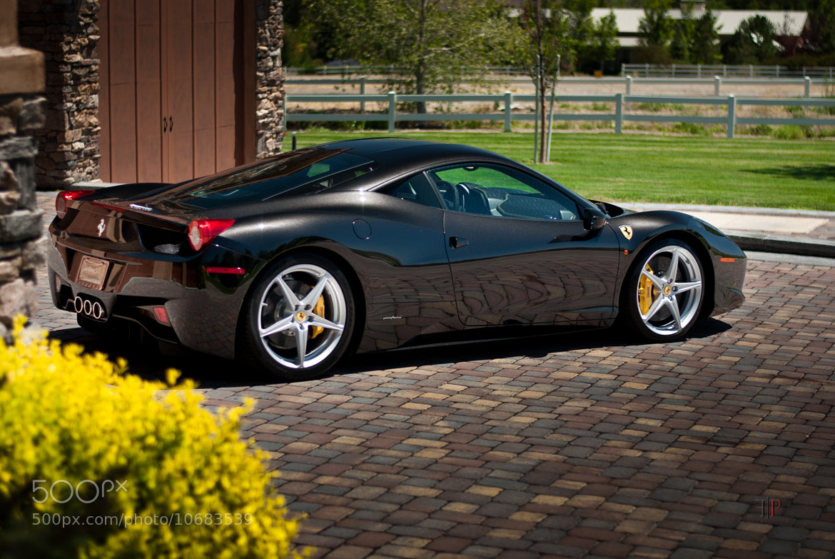 Photograph Ferrari 458 Italia | Flawless Design by Gil Folk on 500px