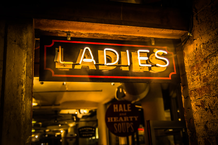 Photograph All the Hearty Ladies by Andy Roth on 500px
