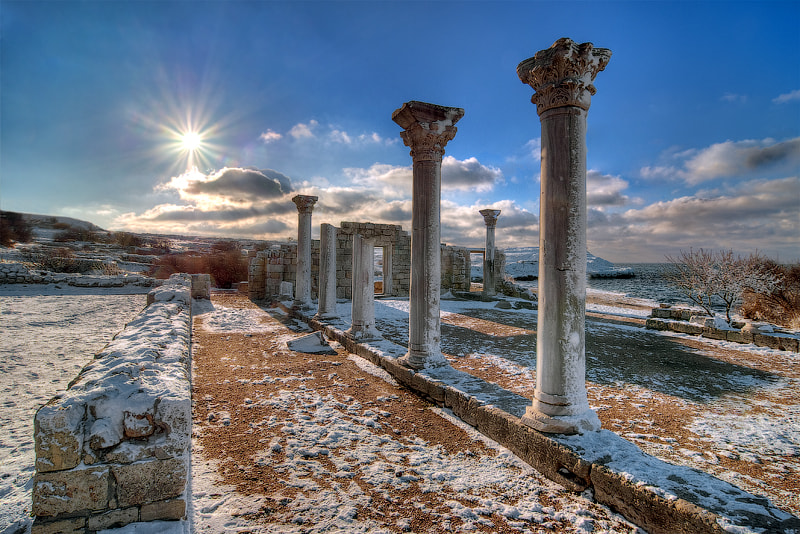 Photograph Chersonesos by Tim Zizifus on 500px