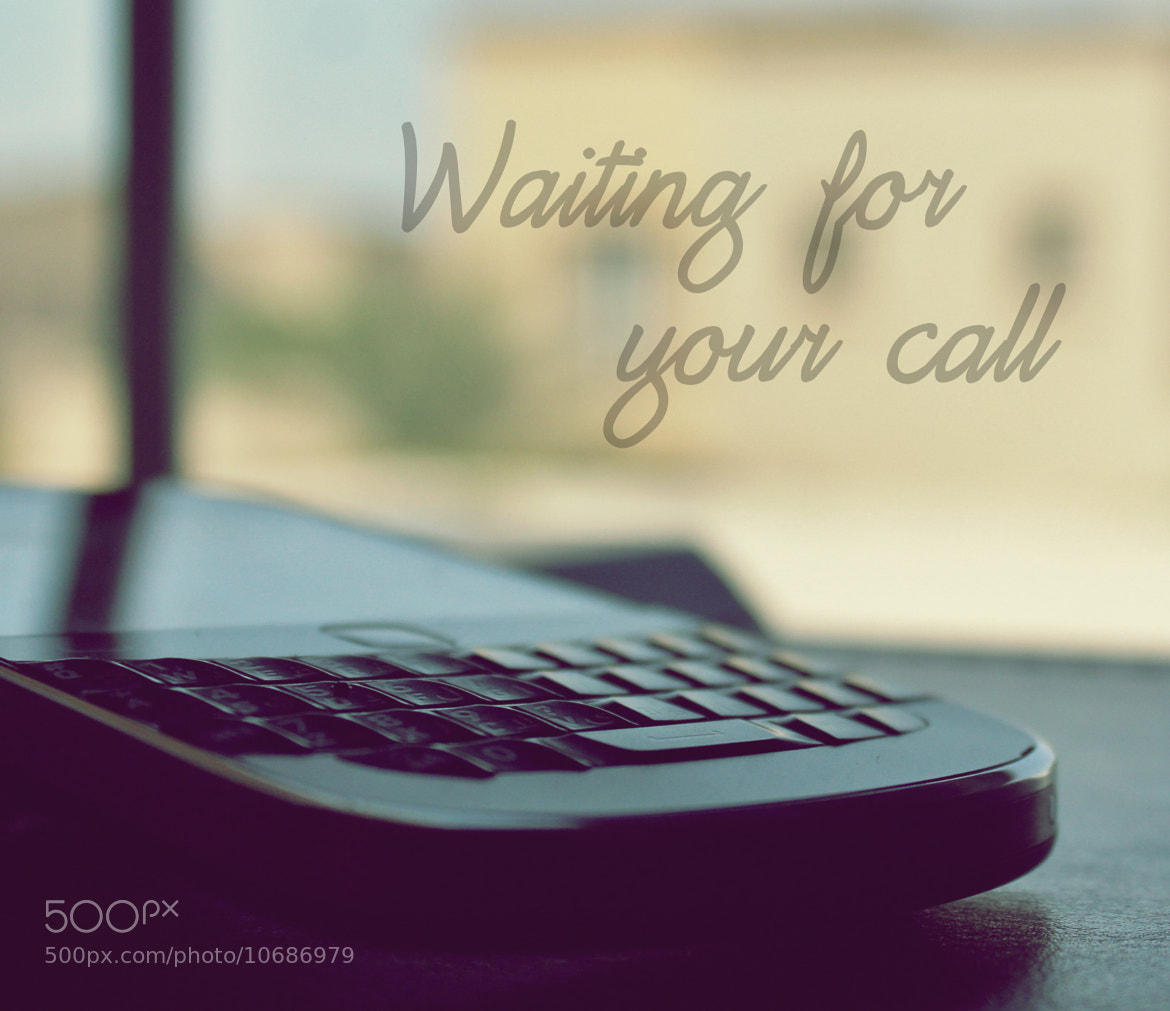 Photograph Waiting for your call  by Abdulla  Rasti on 500px