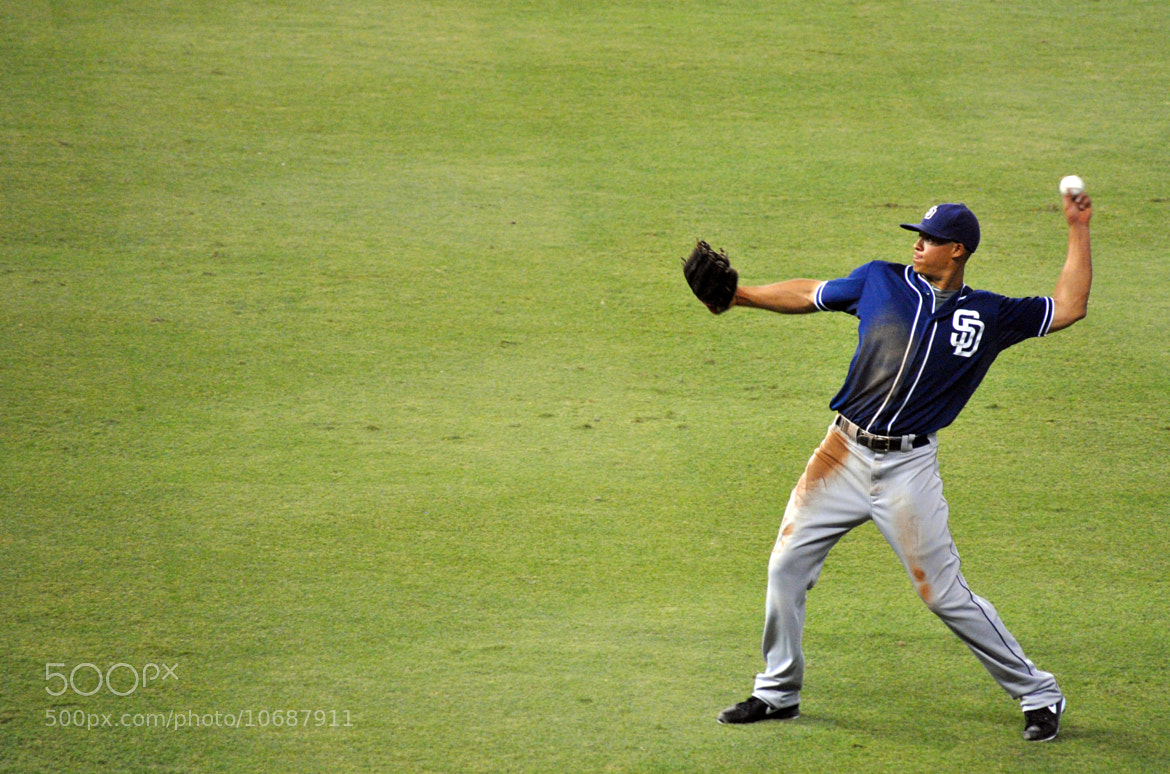 Photograph Padres Vs Miami 7-28 X by Ariel Diaz on 500px