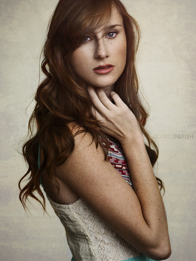 Photograph Jenna - Natural Light by David Parish on 500px