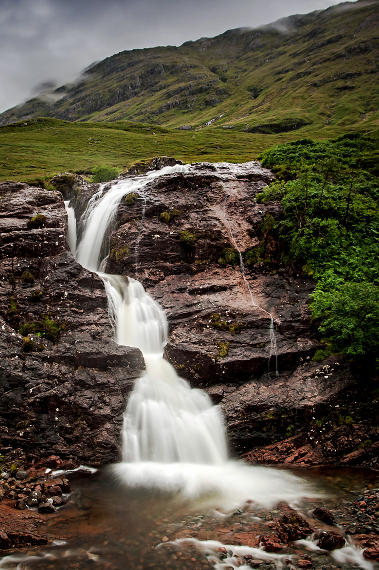 Photograph Glen Coe Waterfalls by Zain Kapasi on 500px