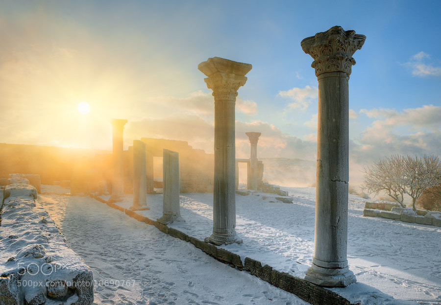 Photograph Chersonesos by Tim Zizifus on 500px