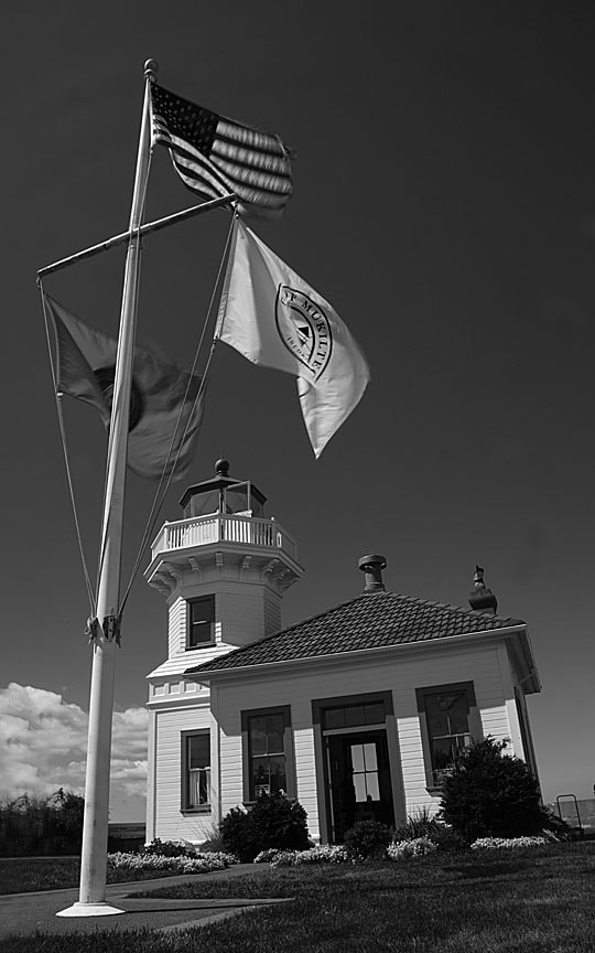 Photograph Mukilteo Lighthouse by Ronn Beams on 500px