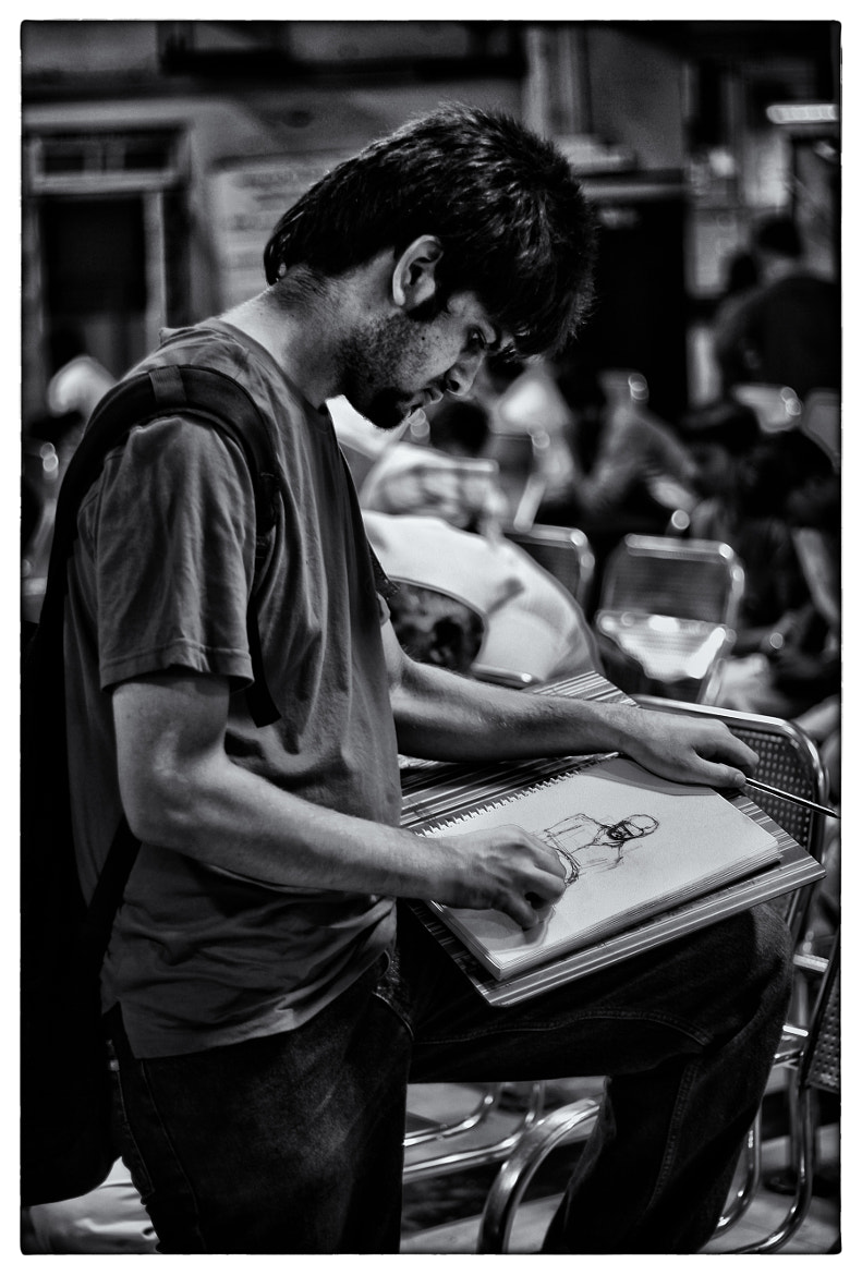 Photograph Artist at Stand - Part 1 by Akshay Shaha on 500px