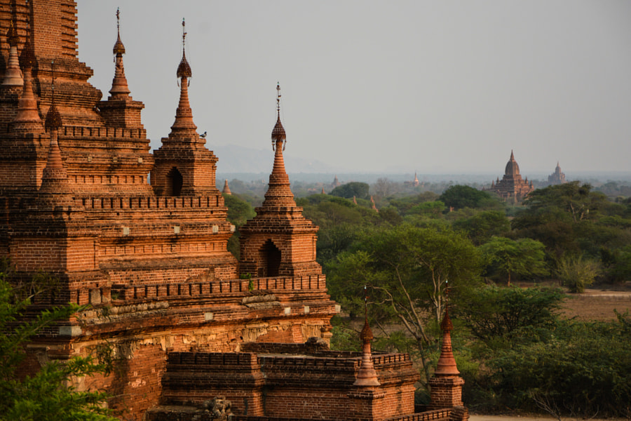 Beautiful Bagan by Y TR on 500px.com