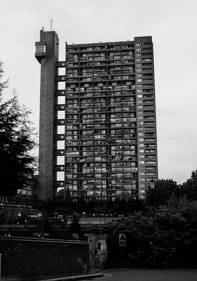 Photograph Trellick Tower, London by Luca Zappa on 500px