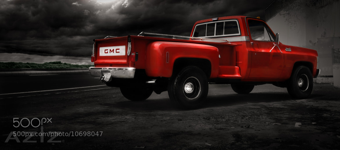 Photograph GMC | sierra by AZIZ Photographer on 500px