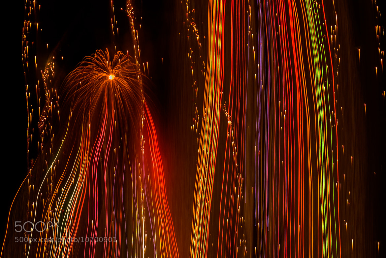 Photograph Fireworks 04 by Christian Grau on 500px