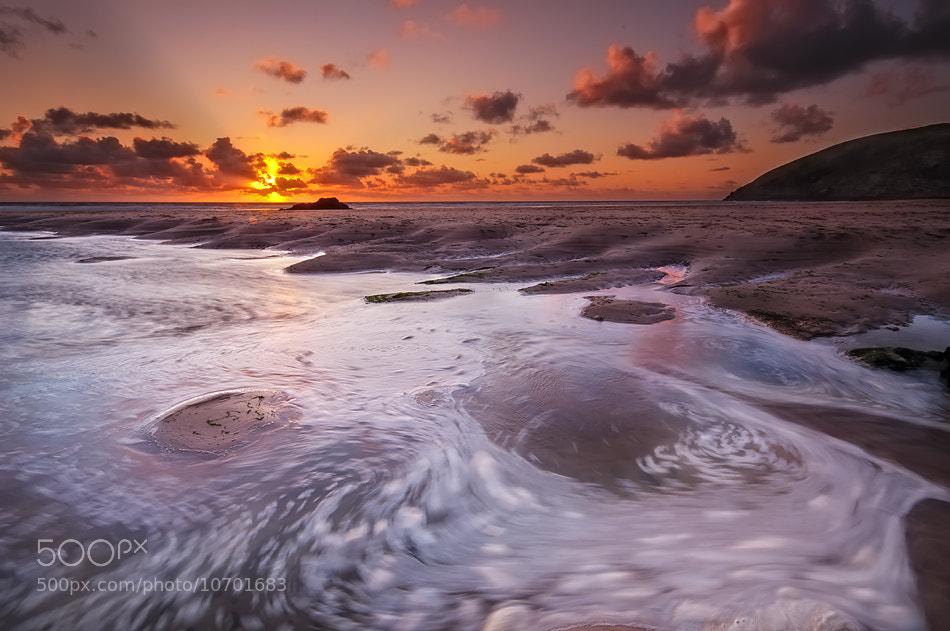 Photograph Mawgan Porth by Marc Elliott on 500px