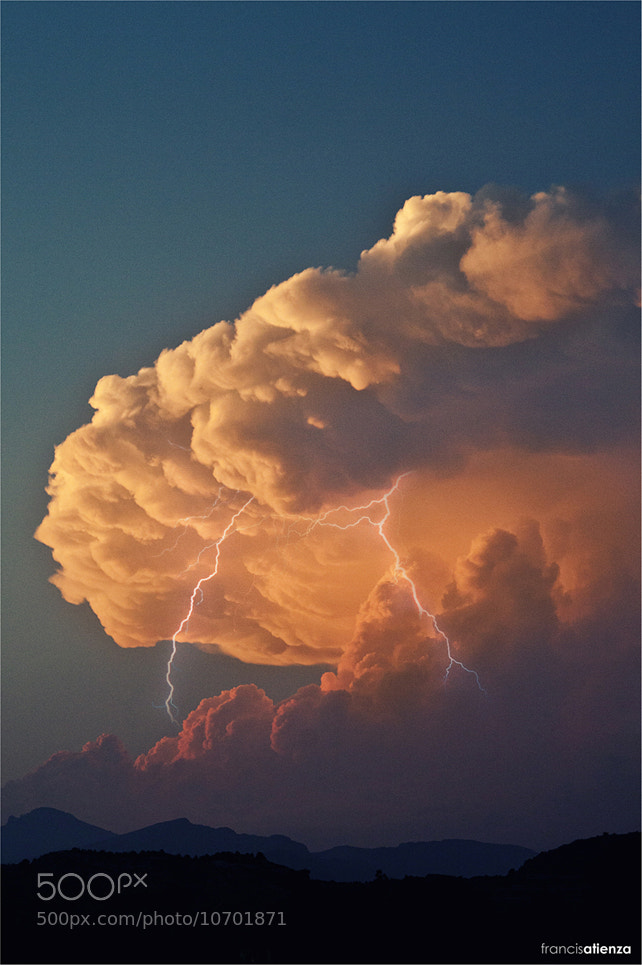 Photograph Storm by Francis Atienza on 500px