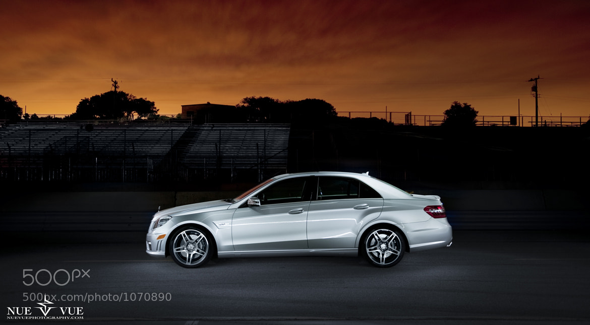 Photograph E63 AMG by Nue Vue on 500px