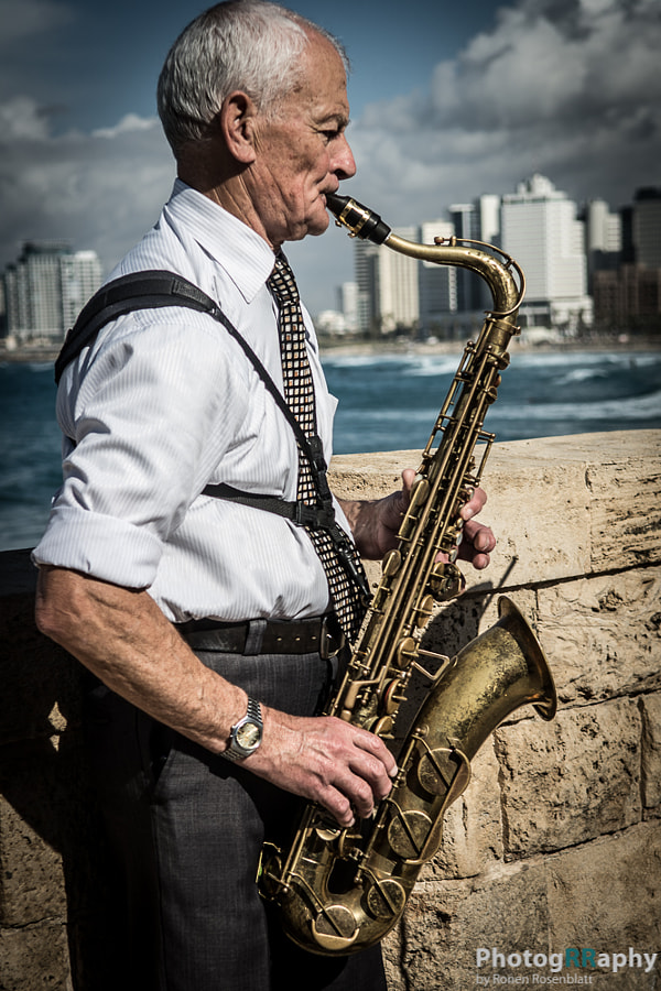 Saxophone with Soul