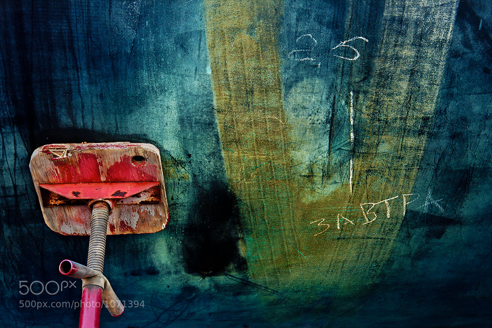 Photograph Dry Docked by Sandy Gennrich on 500px