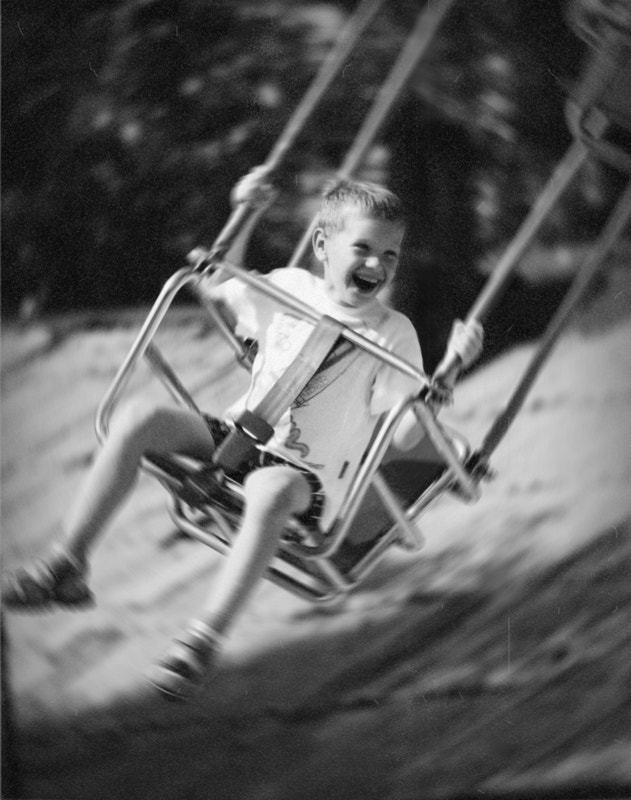 Photograph winged swing by Juliya Grushina on 500px