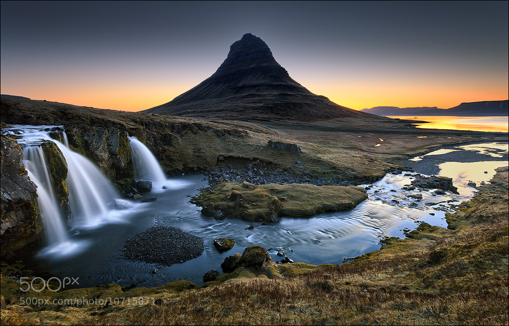 Photograph [ ... kirkjufellfoss ] by D-P  Photography on 500px