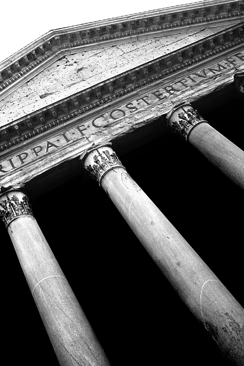 Photograph Pantheon by Tristan Rayner on 500px