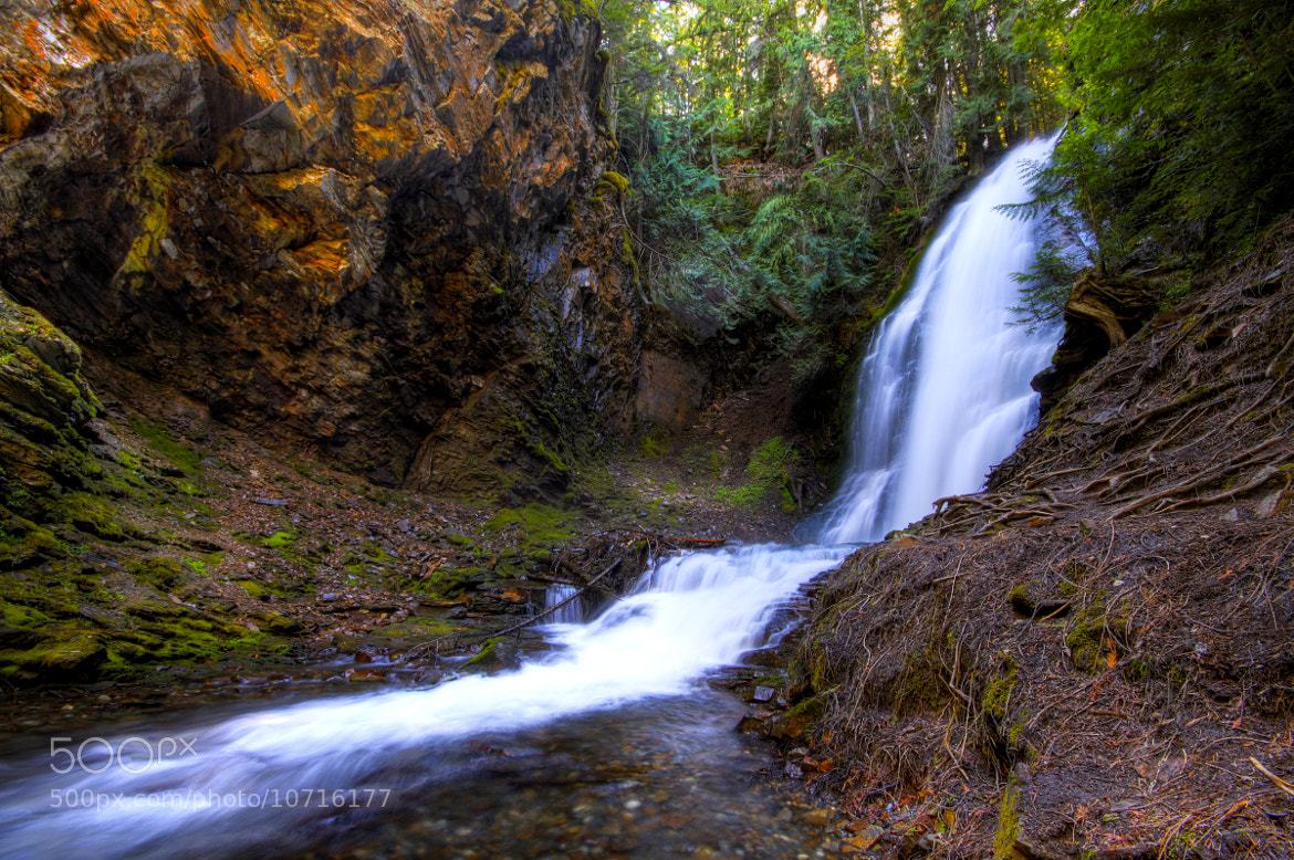Photograph Fletcher Falls by Tristan Rayner on 500px