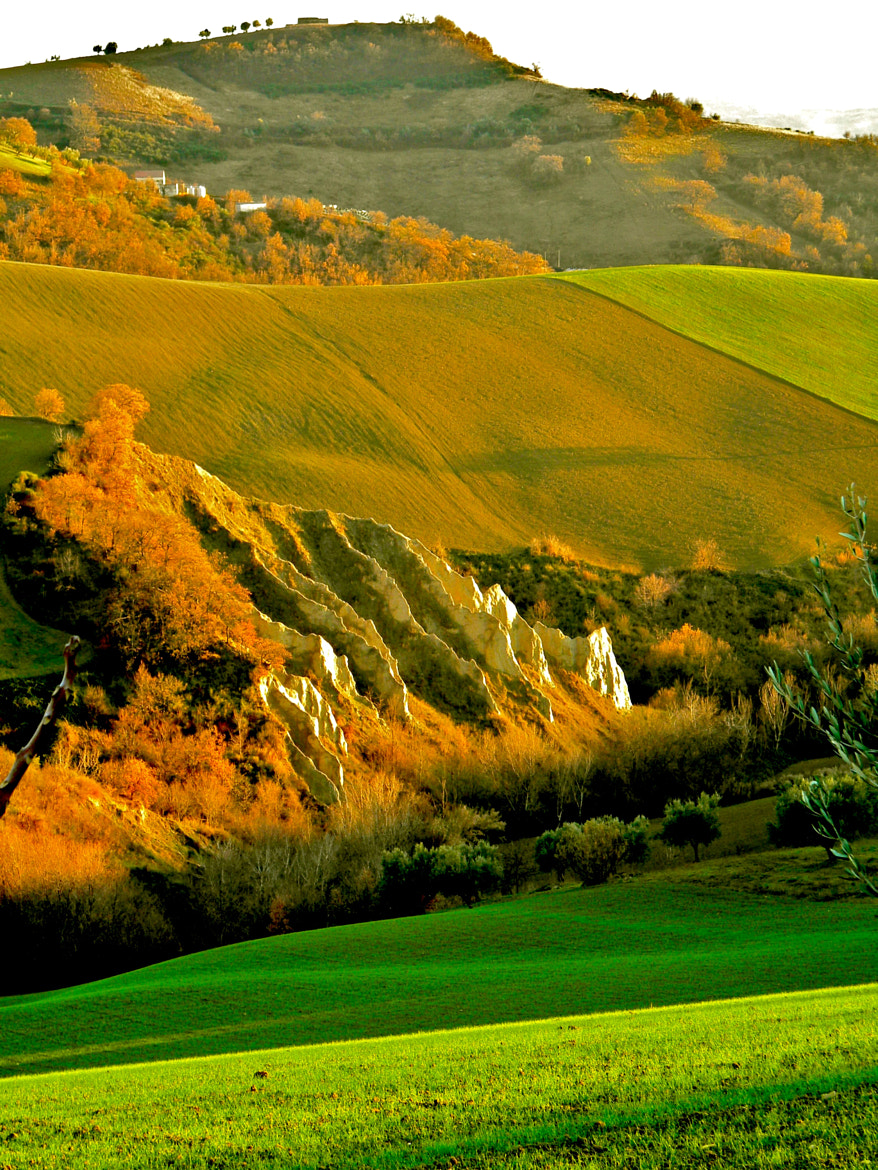 Photograph Sunset on gullies by Domenico VITTORIO on 500px
