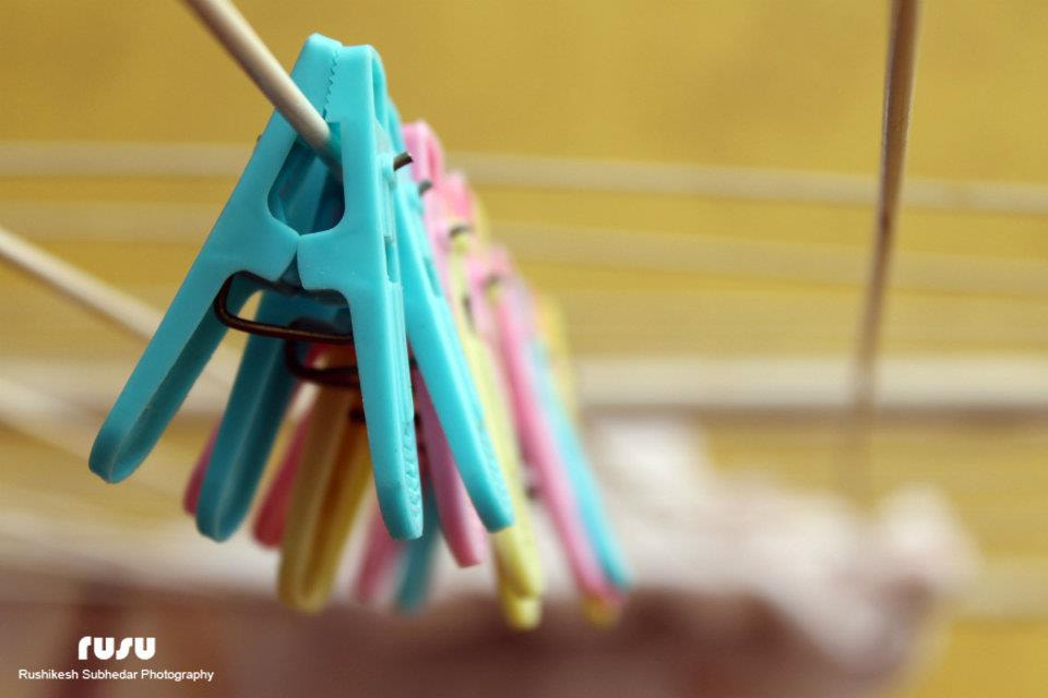 Photograph Cloth Clips! by Rushikesh Subhedar on 500px