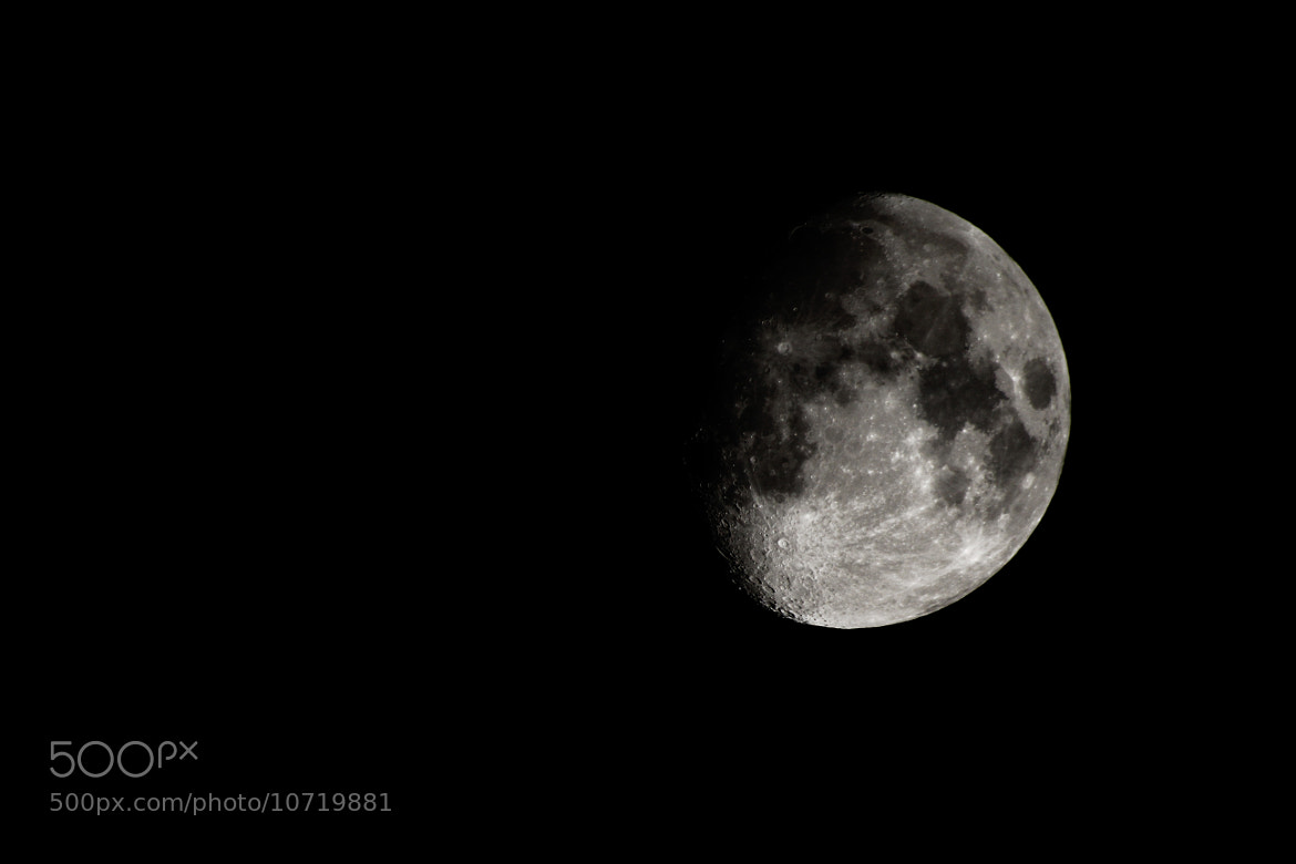 Photograph the Moon by Dario Bassi on 500px