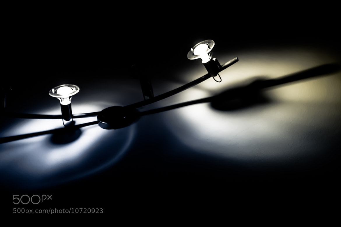 Photograph Two lights by Roy Rozanski on 500px