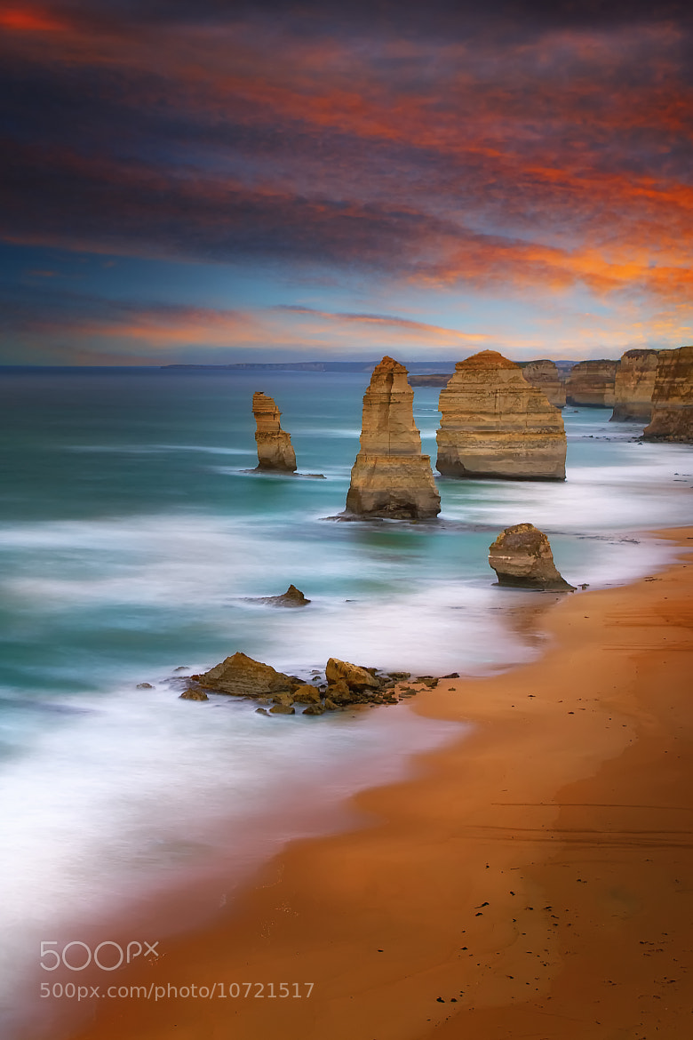 Photograph The Twelve Apostles II (Victoria) by Noval Nugraha on 500px