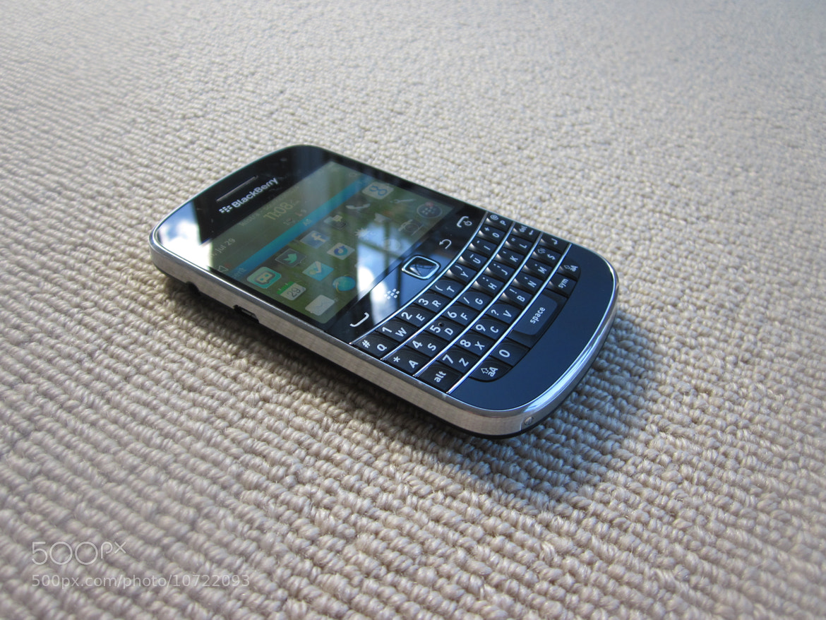 Photograph BlackBerry Bold 9900 02 by Chris Southcott on 500px