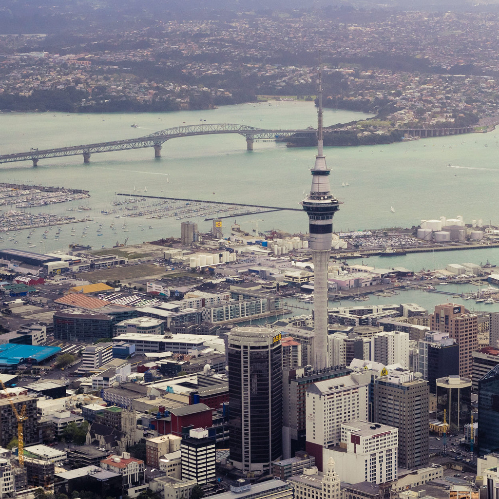 Photograph Auckland Downtown by Stas Kulesh on 500px