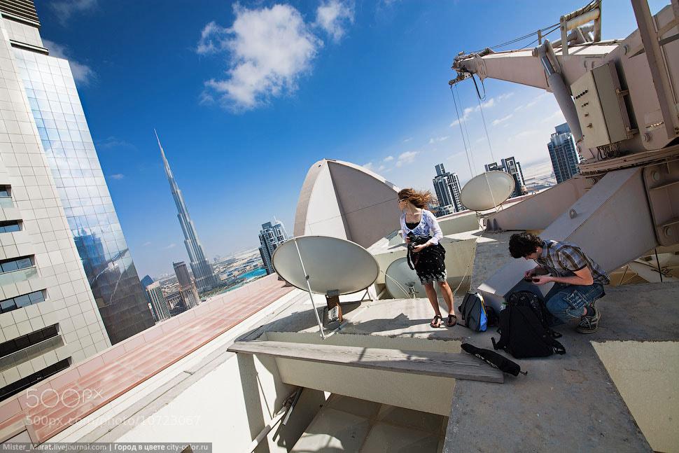 Photograph Prepare to roof by Marat Dupri on 500px