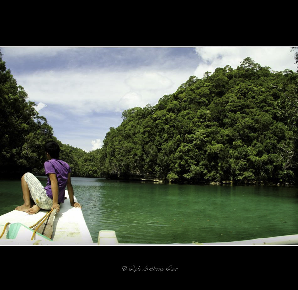 Photograph Bucas Grande Islands / Sohoton Cove National Park by Lyle Anthony Lao on 500px