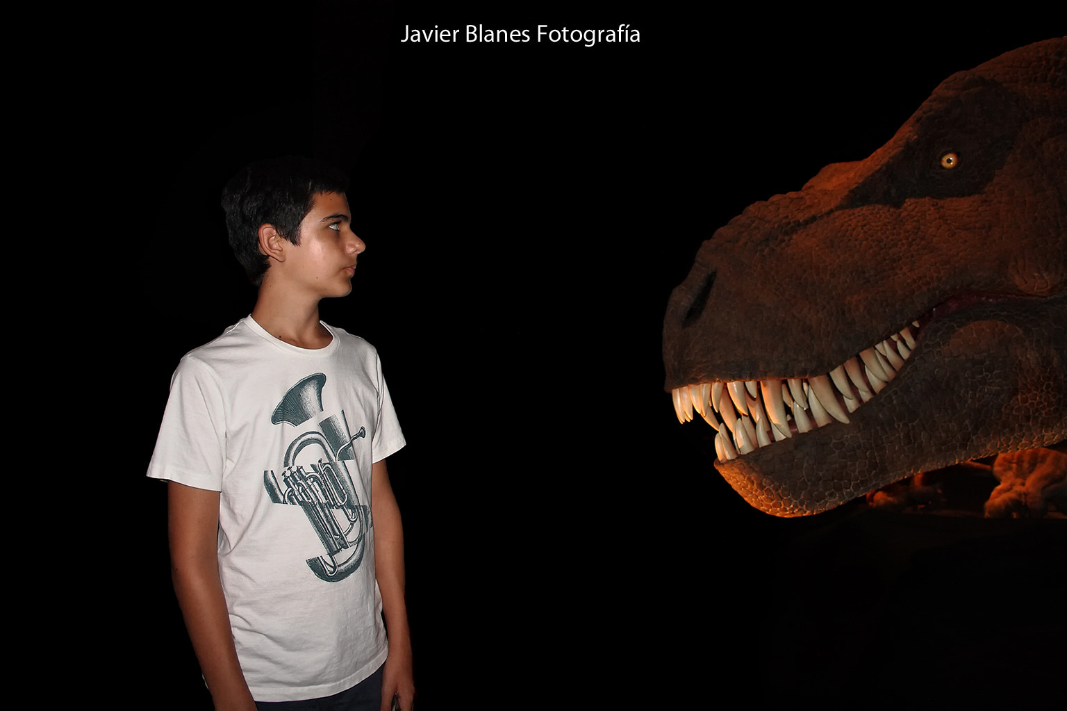 Photograph D. vs T.Rex by Javier Blanes on 500px