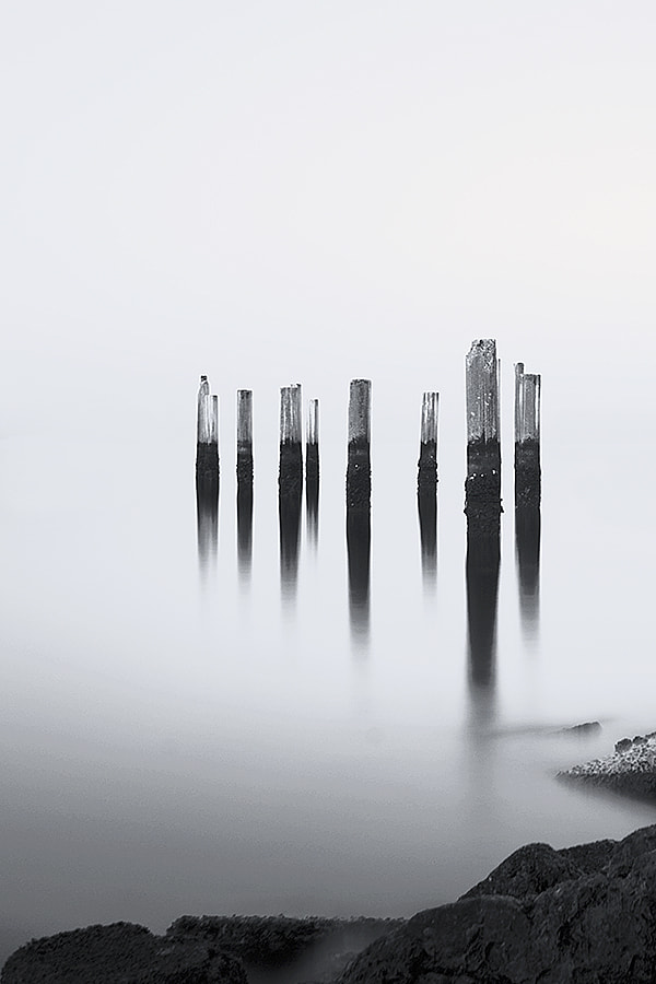 Photograph 8 Pillars - Pure Peace by S J on 500px