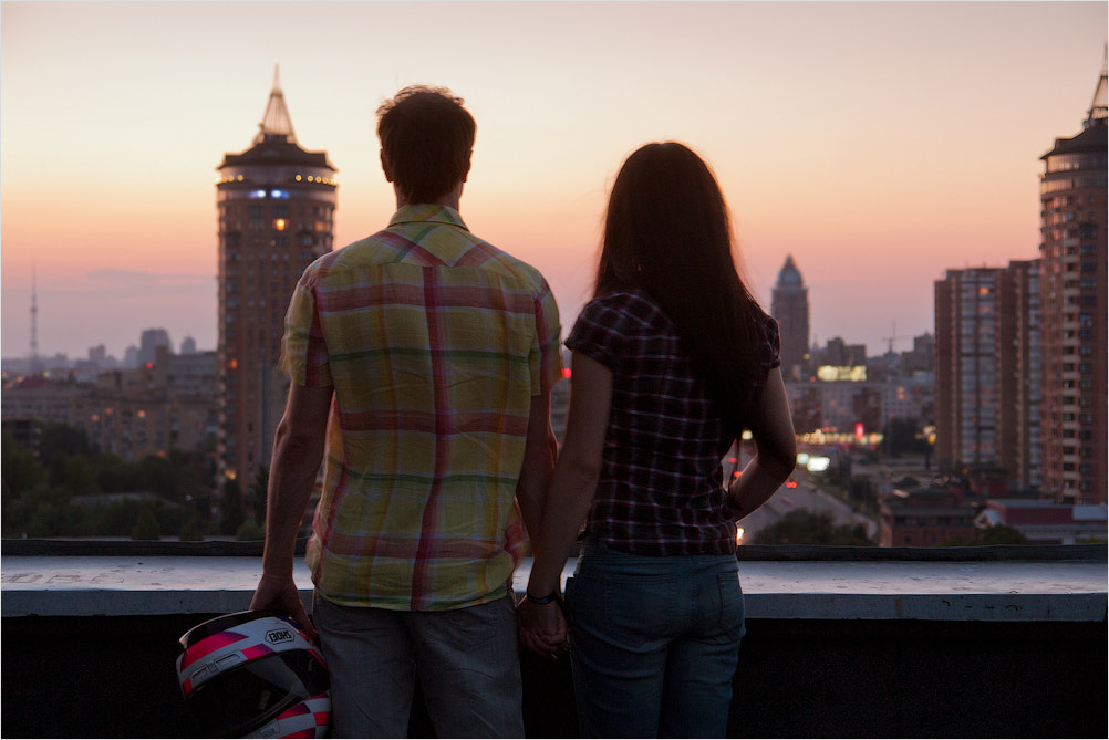 Photograph Together on the rooftop by Lev Shevchenko on 500px