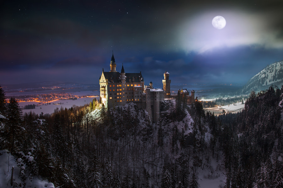 Photograph Story of Rapunzel by ?lhan Eroglu on 500px