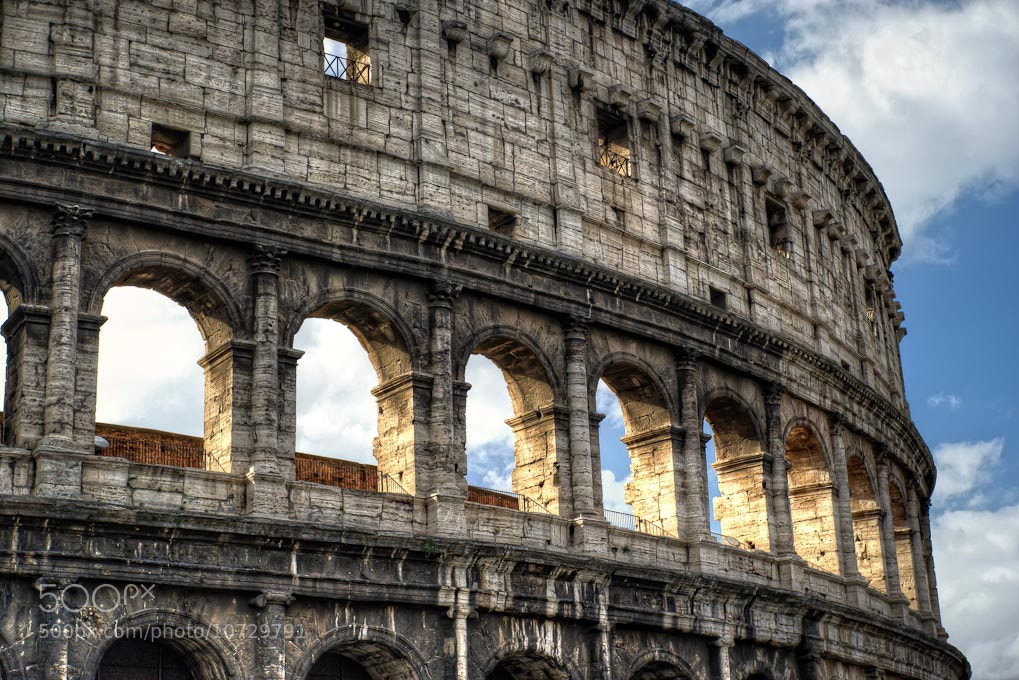 Photograph When in Rome by Len Saltiel on 500px