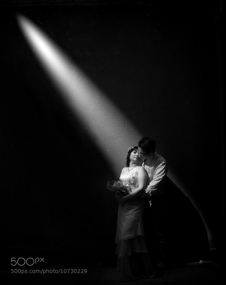 Photograph The light of love by Saelan Wangsa on 500px