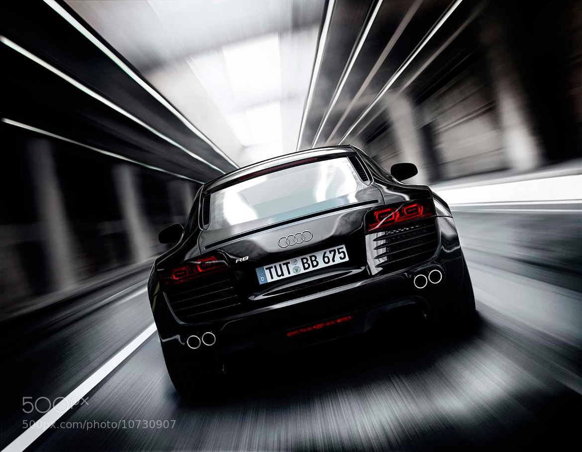 Photograph Audi R8  by Nigel Harniman on 500px