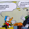 Donald Duck On Self Employment