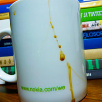 Nokia Cup Seems To Be Leaking Coffee