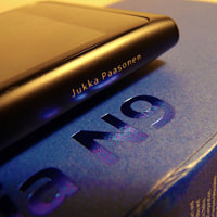 Nokia N9 For Jukka Paasonen From Factory