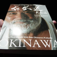 Okinawa traditional old martial arts - Nakamoto Masahiro