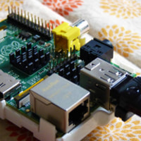 Raspberrypi With Cooling Elements Attached On Main Circuits