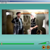 Screen shot of a rather ugly desing for a video player