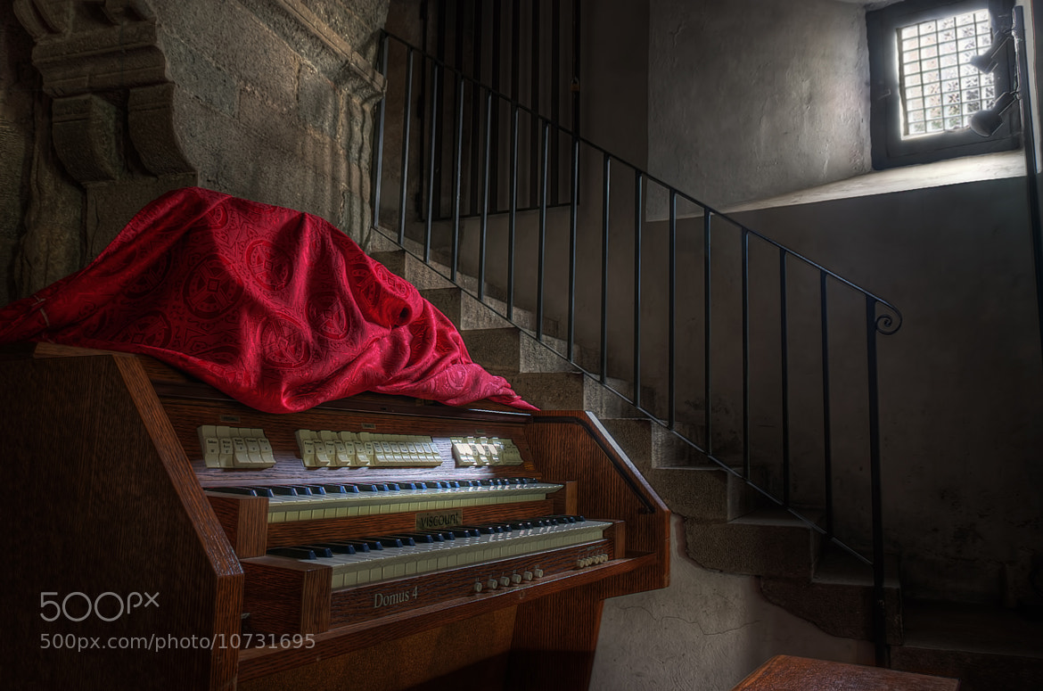 Photograph church organ by Leonardo Marangi on 500px